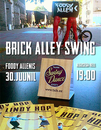Brick Alley Swing