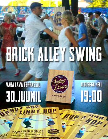 Brick Alley Swing